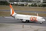 PR-GTA GOL Transportes Aéreos Boeing 737-8EH(WL) - cn 34474 1843 (24353096586).jpg