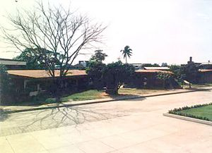 Polytechnic University of the Philippines - PUP Laboratory High School in the 1990s.