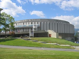 1990 NHL Entry Draft - The Pacific Coliseum was the originally intended venue for the Draft