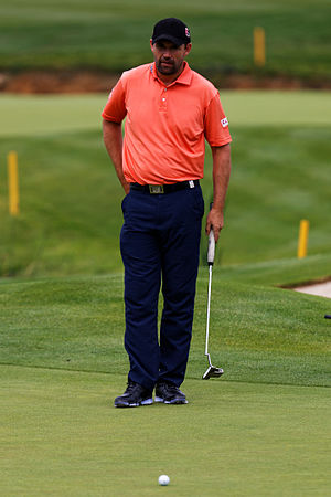 Pádraig Harrington - Harrington at the 2014 Open de France.
