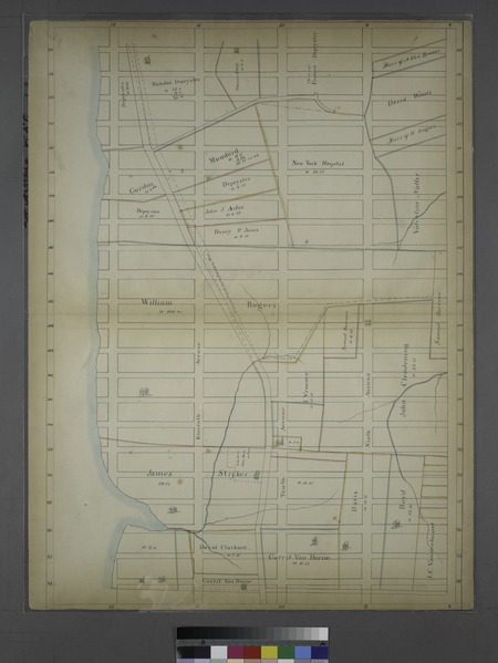 File:Page 15- (Bounded by W. 115th Street (Morningside Park), Eighth Avenue, (Upper West side), W. 94th Street and Hudson River.) NYPL1531819.tiff