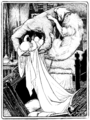 Page facing 90 illustration in More Celtic Fairy Tales.png