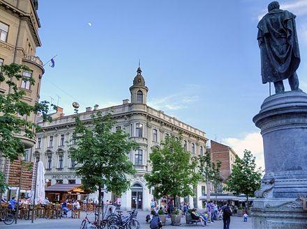Zagreb - WikiMili, The Free Encyclopedia