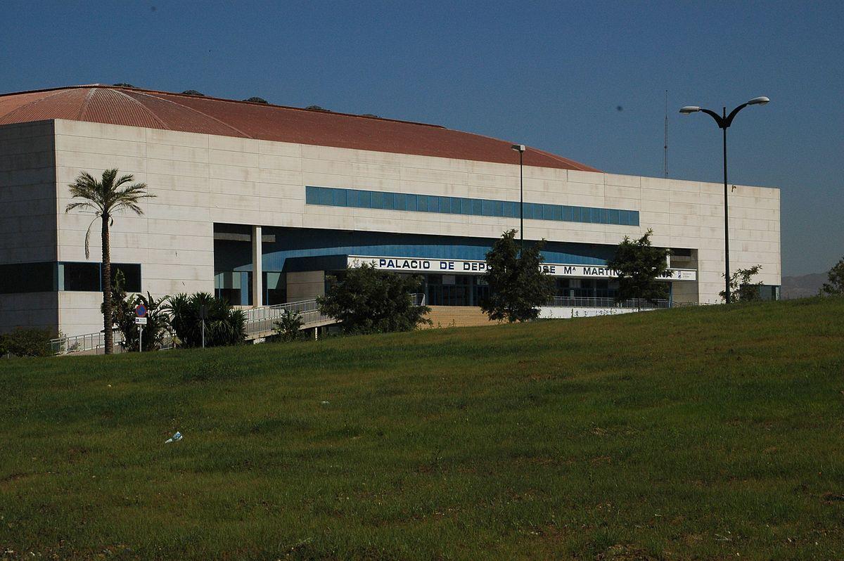 Palacio de Deportes José María Martín Carpena - Wikipedia