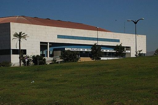 Palacio de Deportes de Málaga