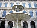Palazzo Barberini, fountain and loggia.jpg