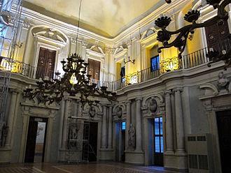 Palazzo Corsini (Via del Parione) - Throne room
