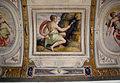 Palazzo di sforza almeni, sala con affreschi, figura allegorica 01.JPG