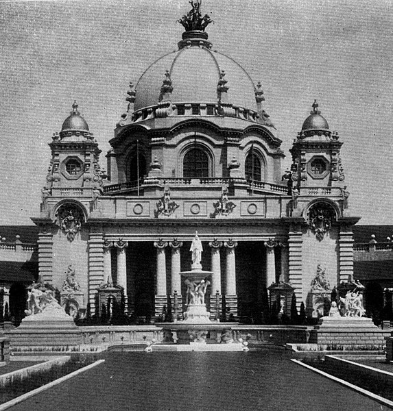 Main Building Group Pictures: File:Pan-American Exposition