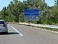 Panneau D46a Aire de Mornas-Les Adrets, autoroute A7.jpg