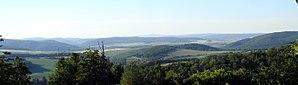 Horácko - Eastern part of Horácko