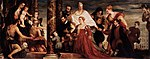 Paolo Veronese - The Adoration of the Virgin by the Coccina Family - WGA24818.jpg