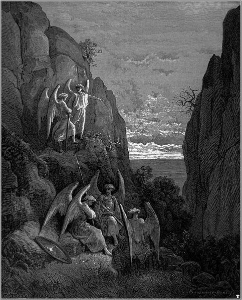 Paradise Lost, John Milton (Literary Criticism (1400-1800)) - Essay