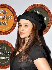 Parineeti Chopra at The Mugshot Lounge.jpg