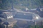 Paris Tour Eiffel Blick von der 3. Ebene aufs Grand Palais 4.jpg