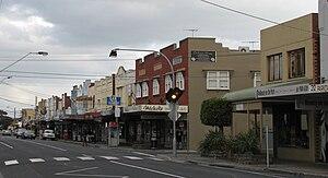 Parkdale, Victoria - Como Parade West