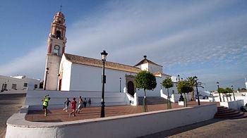 Parrquia del Salvador - Ayamonte