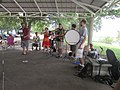 Party at the Audubon Fly Bass Drum.jpg