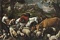 Pastoral Scene by Jacopo Bassano (Jacopo da Ponte), c 1568.jpg