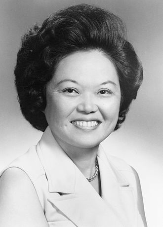 Patsy Mink - Patsy Mink during her first career in Congress