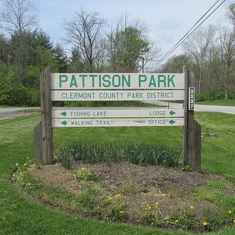 John M. Pattison - Image: Pattison Park 1