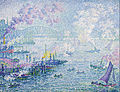 Paul Signac - The Port of Rotterdam - Google Art Project.jpg