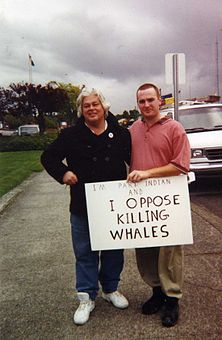 Paul watson at protest.jpg