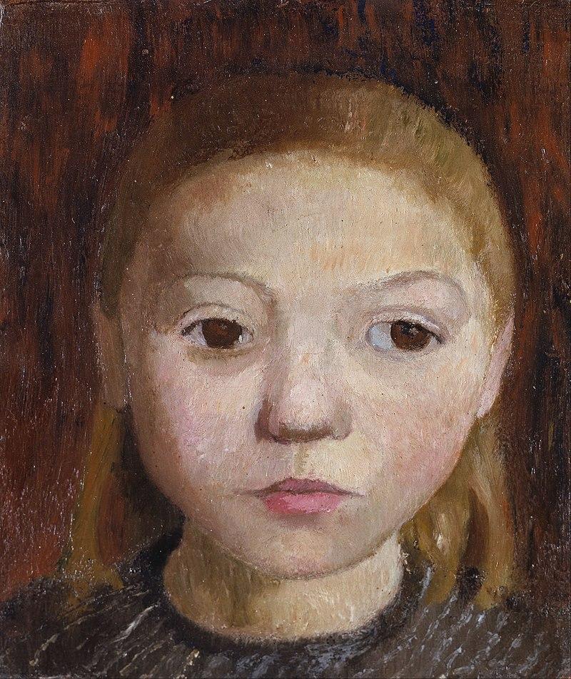 Paula Modersohn-Becker - Head of a Girl - Google Art Project.jpg