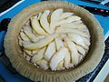 Pear pie assembly, November 2008.jpg