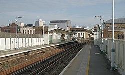 Peckham Rye railway station MMB 08.jpg