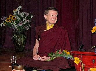 Chime Rinpoche - Pema Chödrön