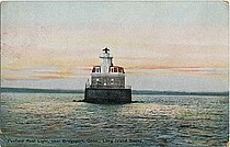 Penfield Reef Lighthouse Postcard 1913.jpg