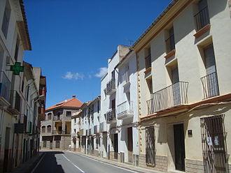 Figueroles - Perfil urbano (Figueroles)