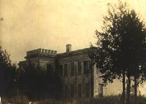 Edward Martineau Perine - Perine Mansion in the 1890s.