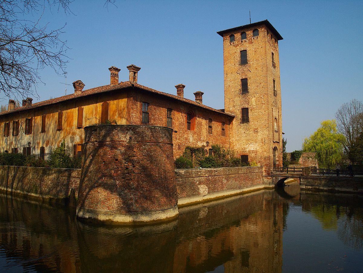 Castello borromeo peschiera borromeo wikipedia for Arredo bagno peschiera borromeo