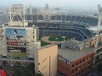 Sports in San Diego - Petco Park