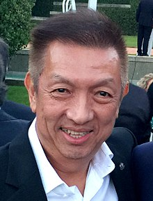 Recent photo of Peter Lim