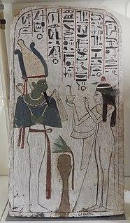Neskhons Ancient Egyptian noble lady, wife of Pinedjem II