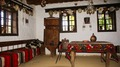Petrova homestead - Maramureș region. Interior design. Baia Mare Ethnography and Folk Art Museum.tiff