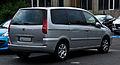 Peugeot 807 – Heckansicht, 24. Juni 2012, Ratingen.jpg
