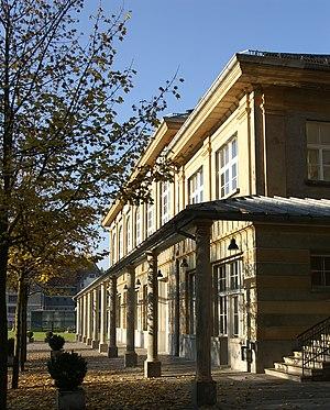 Prince Xavier of Bourbon-Parma - Stella Matutina building