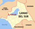 Ph locator lanao del sur pualas.png