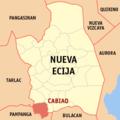 Ph locator nueva ecija cabiao.png