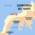 Ph locator zamboanga del norte liloy.png