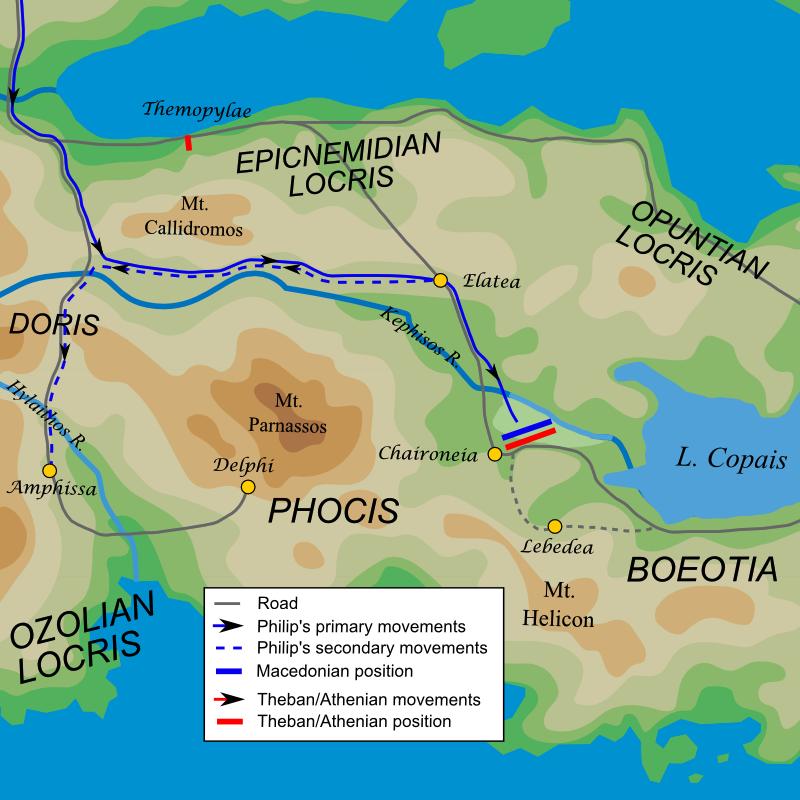 Philip II of Macedon's 339 BC Campaign