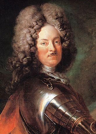 Philip William, Margrave of Brandenburg-Schwedt - Image: Philipp William margrave of Brandenburg Schwedt
