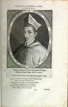 Philipp Wilhelm, Regensburg, Bischof