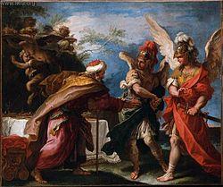 塞瓦斯蒂诺·里奇意大利画家Sebastiano Ricci (Italian, 1659–1734) - 文铮 - 柳州文铮
