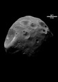 Phobos in black and white, close-up ESA229915.tiff
