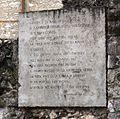 Piazza San Bartolomeo scavi targa 10 ottobre 2015.jpg